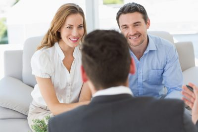 Talking to a mortgage expert