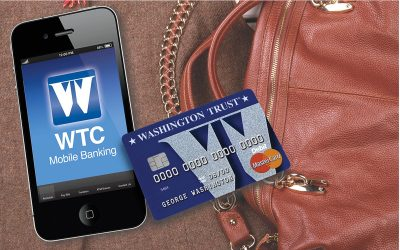 Phone and debit card